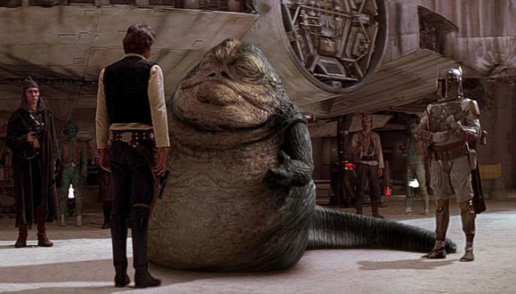 """Lucas agregó a Jabba the Hutt y Boba Fett """"Star Wars: Episodio IV - Una nueva esperanza"""" y el público consideró una medida innecesaria que empeoró la película (Foto: Lucasfilm)"""