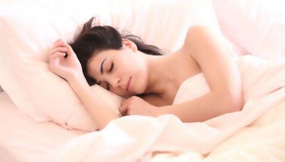 Cuando te cueste conciliar el sueño, prueba este ejercicio respiratorio. (Foto: Pixabay)