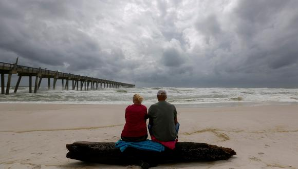 Huracán Michael: Donald Trump declara el estado de emergencia en Florida. (Reuters).