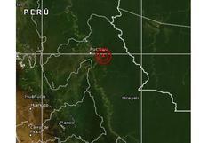 Ucayali: sismo de magnitud 4,3 se reportó en Coronel Portillo, señaló el IGP