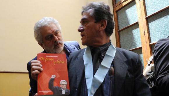 Los procesados son Manuel Augusto Fajardo Cravero, Alfredo Víctor Crespo Bragayrac, Alberto Mego Márquez y Oswaldo Esquivel Caycho. (Foto: AFP / Archivo)