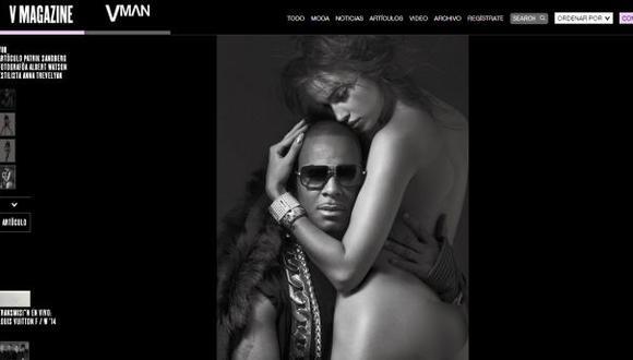 ¿Cristiano se enfadó con su novia Irina Shayk por esta foto?