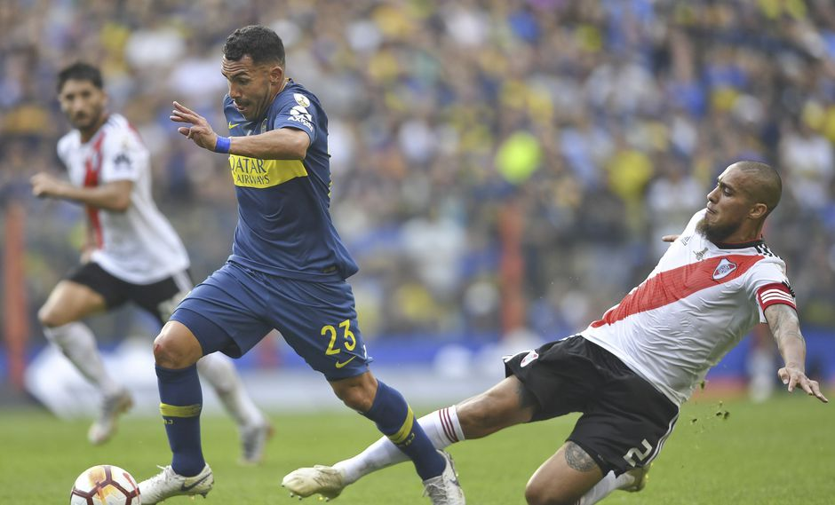 River Plate venció en la final de la Copa Libertadores pasada a Boca Juniors   Foto: AFP