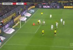 Imparable: así fue el doblete del Erling Haland en 10 minutos con el Borussia Dortmund en la Bundesliga [VIDEO]