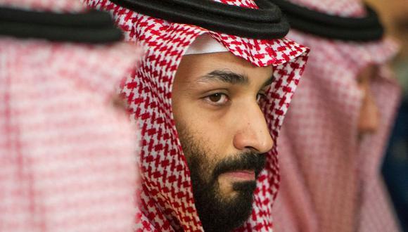 Mohammed bin Salman | G20 | Argentina pide informes al exterior sobre príncipe de Arabia Saudita. (AP)