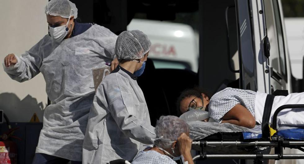 Coronavirus en Brasil | Últimas noticias | Último minuto: reporte de infectados y muertos por COVID-19 hoy, domingo 09 de mayo del 2021. (Foto: AP/Eraldo Peres).