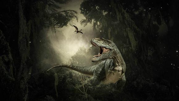 Los dinosaurios se extinguieron hace unos 65 millones de años. (Pixabay)
