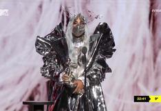 MTV VMA 2020: todos los looks de Lady Gaga, reina de las mascarillas | FOTOS