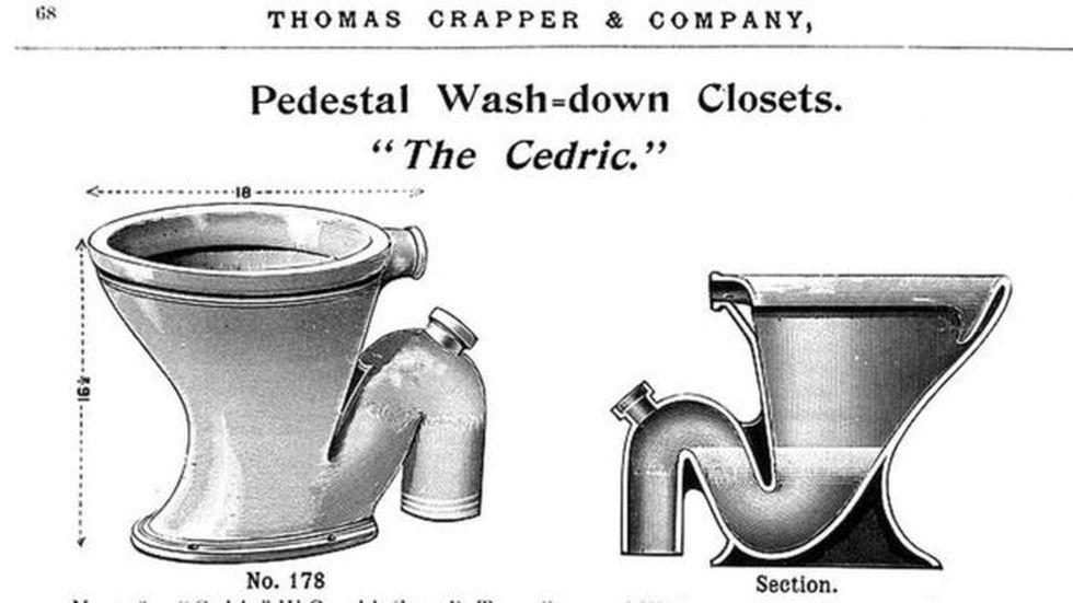 El diseño de Crapper, con la tubería en U, obligó a que los retretes fueran elevados en forma de silla. (Foto: Getty Images)