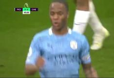 Manchester City vs. Chelsea: Raheem Sterling anota el 1-0 para los citadinos [VIDEO]