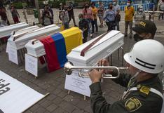 Por qué Colombia vive un recrudecimiento de la violencia 4 años después de la firma de la paz con las FARC