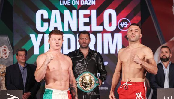 'Canelo' Álvarez vs. Avni Yildirim: ¿cuánto dinero perderá el mexicano si pierde la pelea por el título de la CMB?