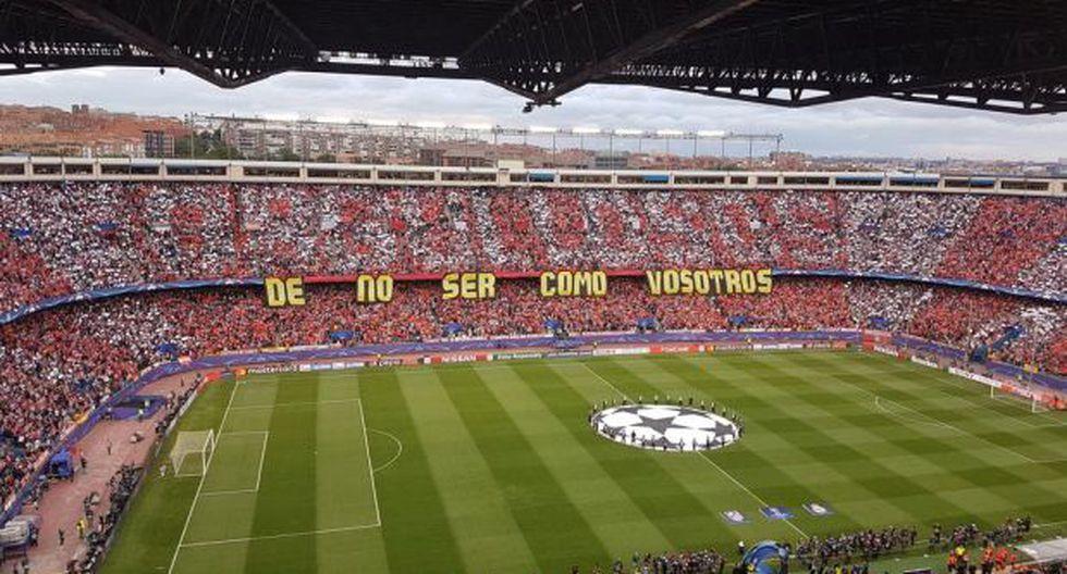 Atlético: la respuesta del Calderón al Santiago Bernabéu