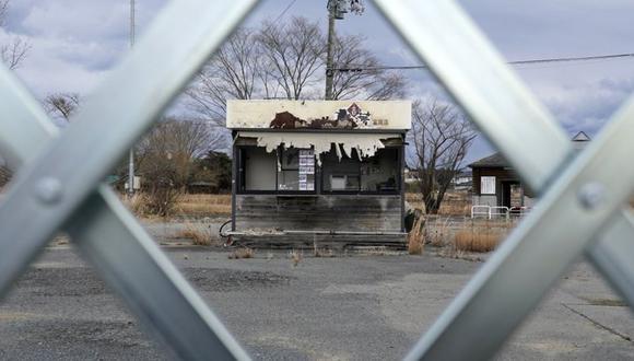 Fukushima: Una década después del desastre nuclear, muchas zonas siguen inahabitadas. (Reuters).