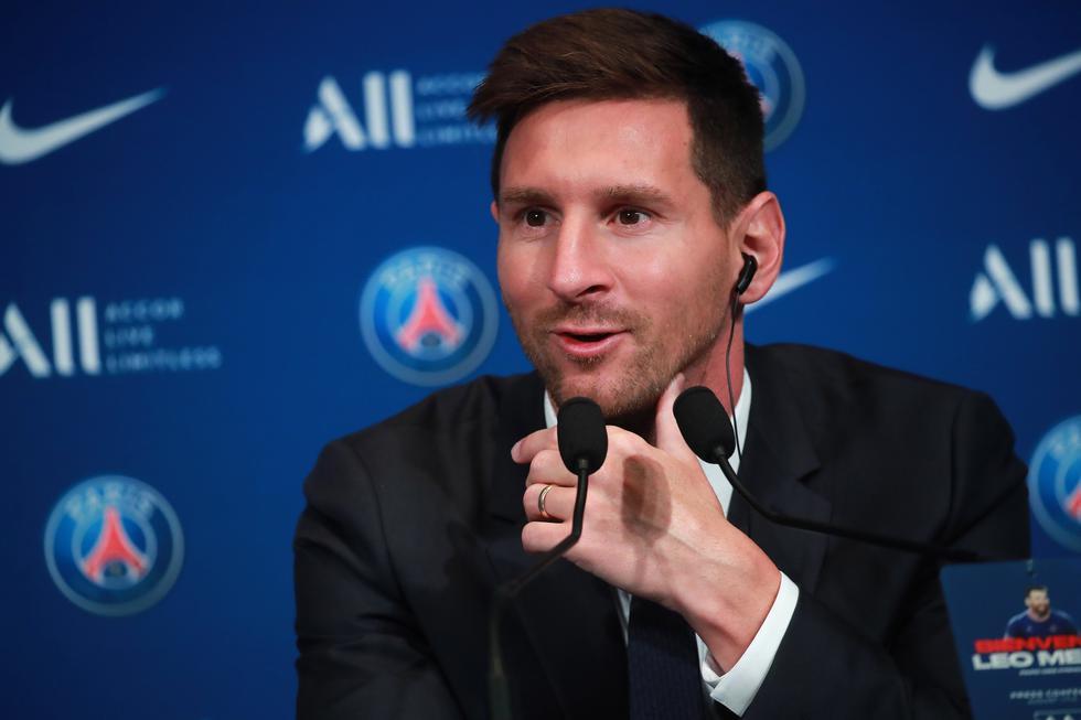 Messi en PSG EN DIRECTO: sigue MINUTO A MINUTO las últimas noticias de la presentación del argentino   Messi última hora en PSG directo   NCZD   DTBN   lbposting   Argentina  
