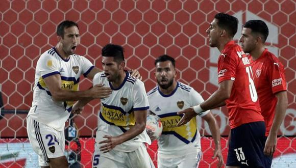 Boca e Independiente empataron 1-1 por fecha 7 de Copa de la Liga. (Getty)