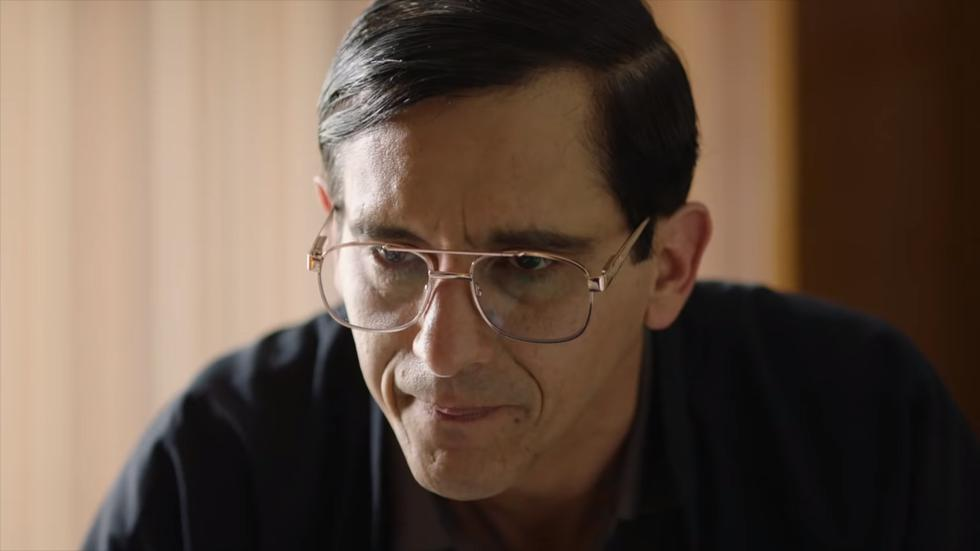 Miguel Iza como Vladimiro Montesinos. (Fuente: YouTube)