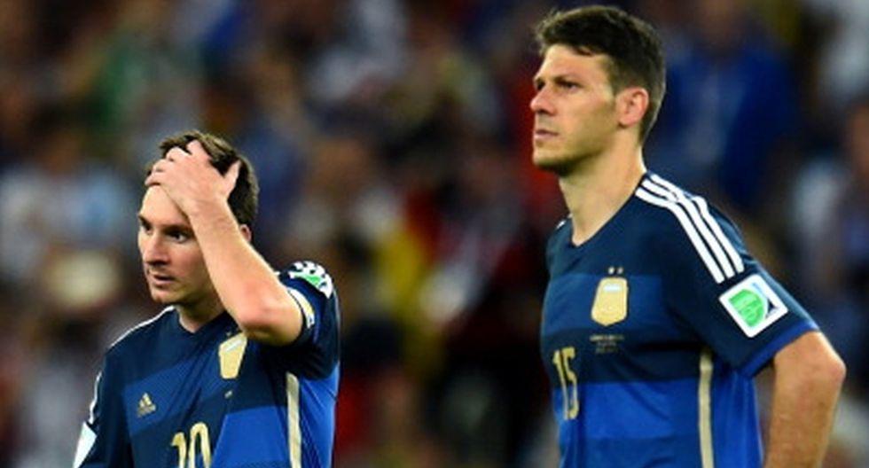 La tristeza y decepción de Messi luego de perder el Mundial - 10