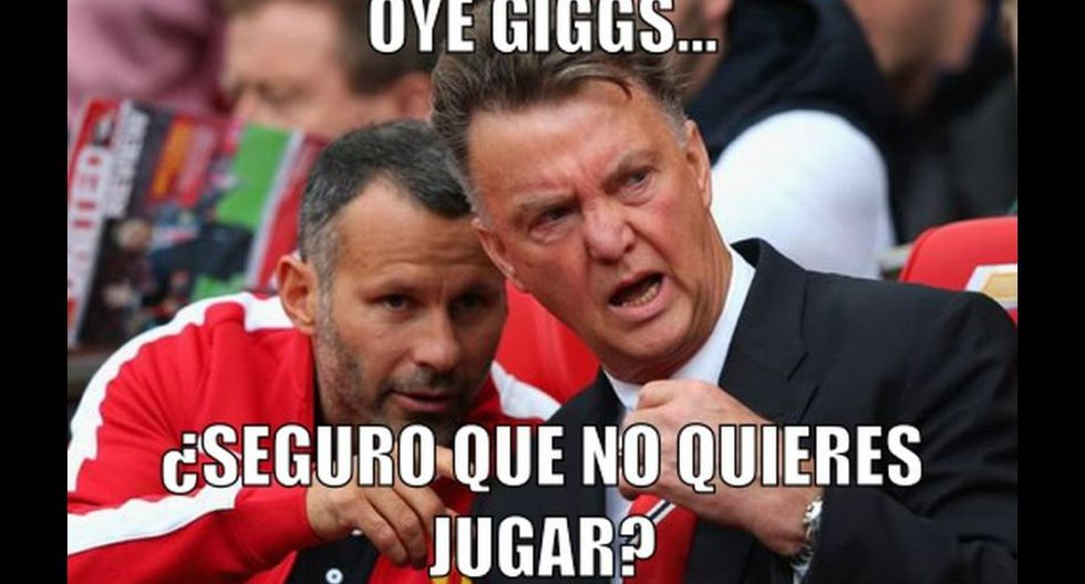 Mira los divertidos memes de la caída del Manchester United  - 3