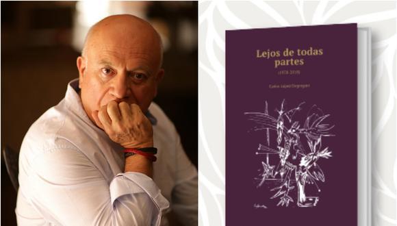 """Carlos López Degregori, """"Lejos de todas partes"""" (Foto: El Comercio)"""