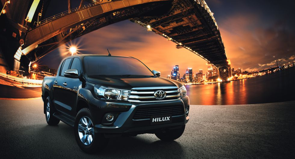 3. Toyota Hilux: 95.067 autos vendidos. (Fotos: Toyota)