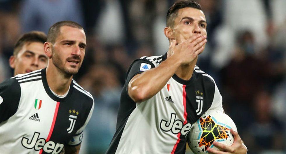 Juventus. (Foto: Agencias)