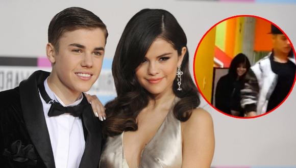 Justin Bieber y Selena Gómez vuelven a salir juntos