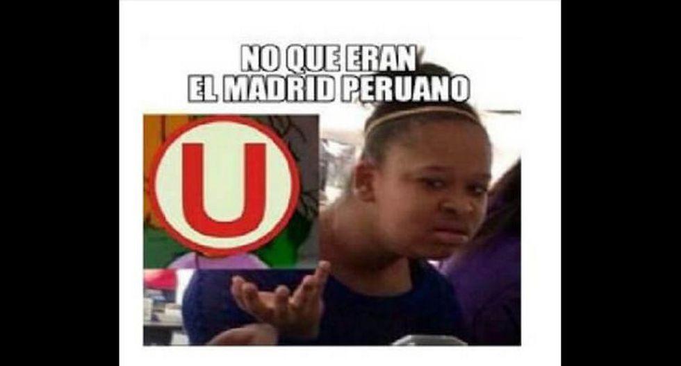 Universitario y los despiadados memes del empate ante Aurich - 6
