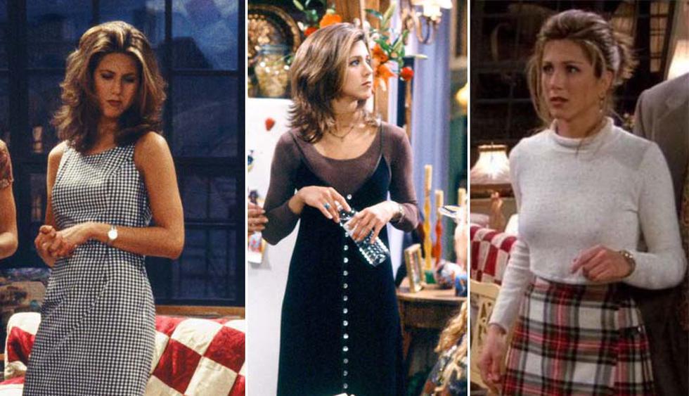 Rachel Green es un ícono de estilo. Hoy, muchas de las prendas que el clóset de este personaje guardaba vuelven a estar en tendencia. Descúbrelas. (Foto: Difusión)