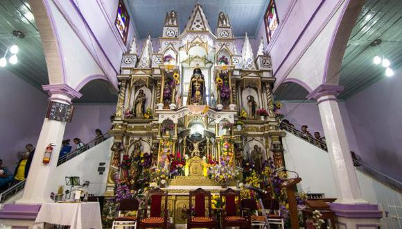 Roban corona y joyas del Señor Cautivo de Ayabaca