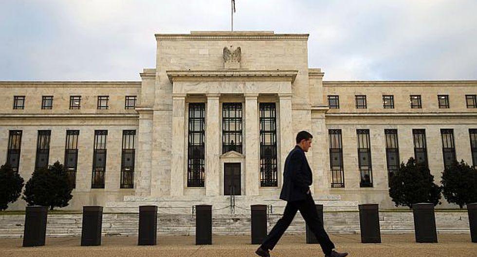 La Reserva Federal de Estados Unidos. (Foto: AFP)
