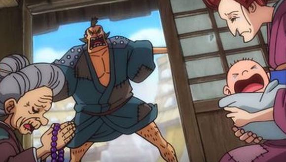 """El episodio 908 de """"One Piece"""" tuvo una escena del manga que censuró el anime. (Foto: Shueisha)"""