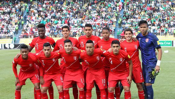 Perú enfrentó a Bolivia, en el estadio Hernando Siles de La Paz, por la fecha siete de las Eliminatorias rumbo a Rusia 2018. (Foto: GEC/Fernando Sangama)