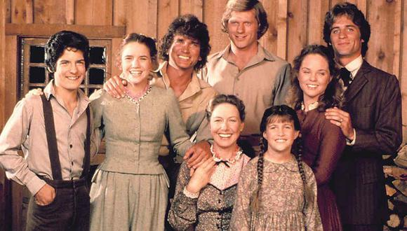 """""""La familia Ingalls"""" duró nueve temporadas y estuvo al aire entre 1974 y 1983. (Foto: NBC)"""