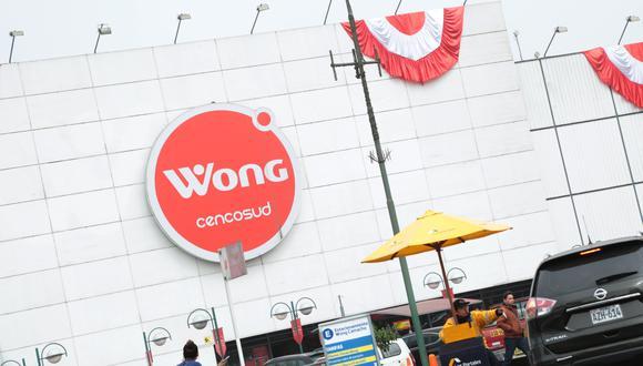 Tres trabajadores de Wong dieron positivo a prueba del COVID-19. (Foto: Diana Marcelo/GEC)
