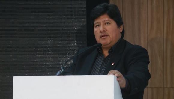 Edwin Oviedo sería parte del tercer nivel de Los Cuellos Blancos del Puerto, según la fiscalía. (Foto: Archivo El Comercio)