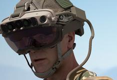 Microsoft gana contrato de visores de realidad aumentada para el ejército de EE.UU.