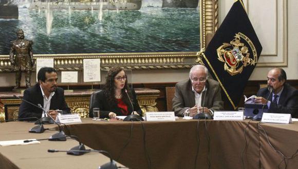 Rosa Bartra indicó que el avance de la investigación de la Comisión Lava Jato está en un 80%. (Foto: Congreso)