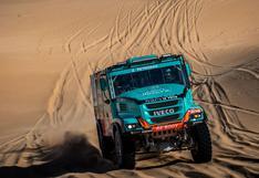 Dakar 2020: Carlos Sainz y Ricky Babrec se posicionan primeros en la jornada diez a falta de dos para el final