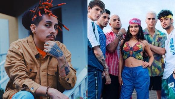 """Honey Boo"" fue compuesto por el peruano Patrick Romantik. (Foto: @nattinatasha/@patrickromantik)"