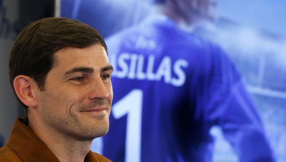 Iker Casillas se reserva el derecho de anunciar su retiro. (Foto: EFE)