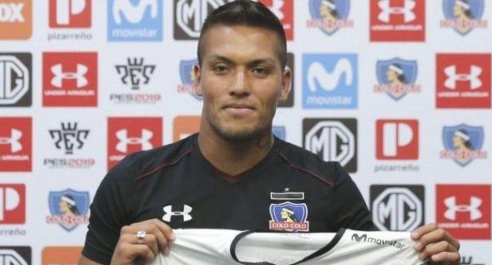 Parraguez tiene contrato vigente con el 'Cacique' (Foto: Colo Colo)
