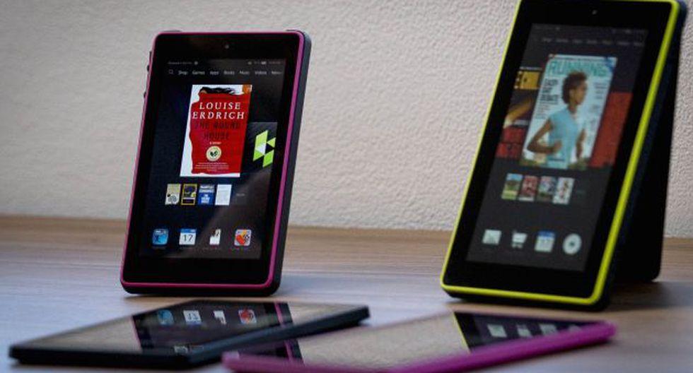 Amazon renueva tablets Fire HDX y HD y presenta Kindle Voyage - 3