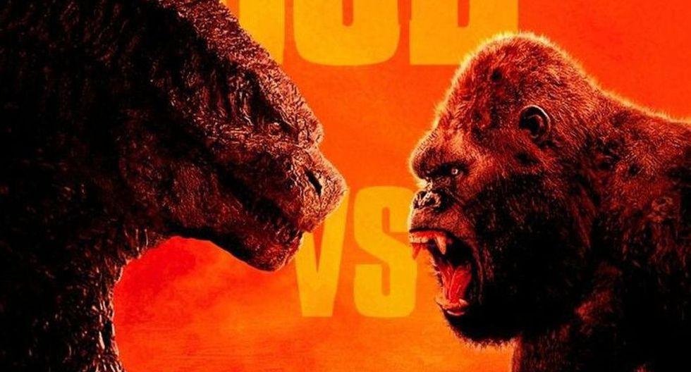 """Godzilla vs King Kong"" - 11 de marzo 2020"