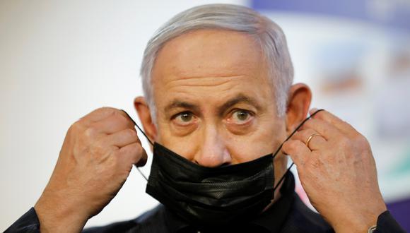 El primer ministro israelí Benjamin Netanyahu. REUTERS/Amir Cohen/Pool