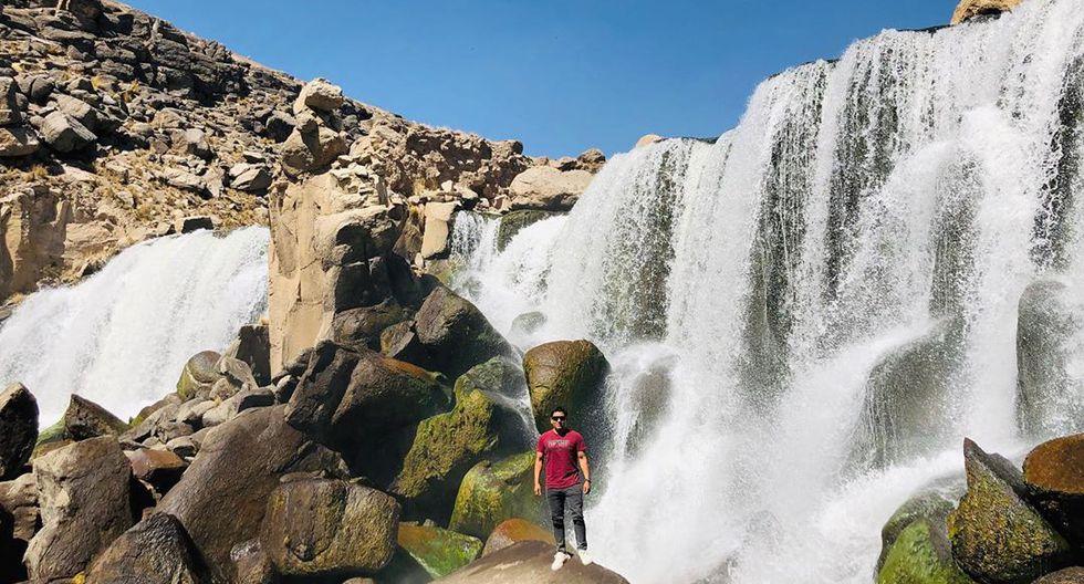 Cataratas de Pillones: un destino para conectarse con la ...