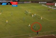 Rodrigo Cuba debutó con asistencia en la Liga de Ascenso MX | VIDEO