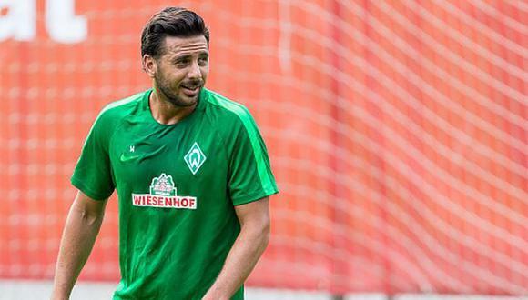 Werder Bremen realizará partido de despedida a Claudio Pizarro