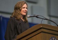 EE.UU.: Trump tiene la intención de nominar a jueza Amy Coney Barrett para la Corte Suprema