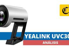 Yealink UVC 30 | Una cámara para mejorar la calidad de tus videollamadas | ANÁLISIS